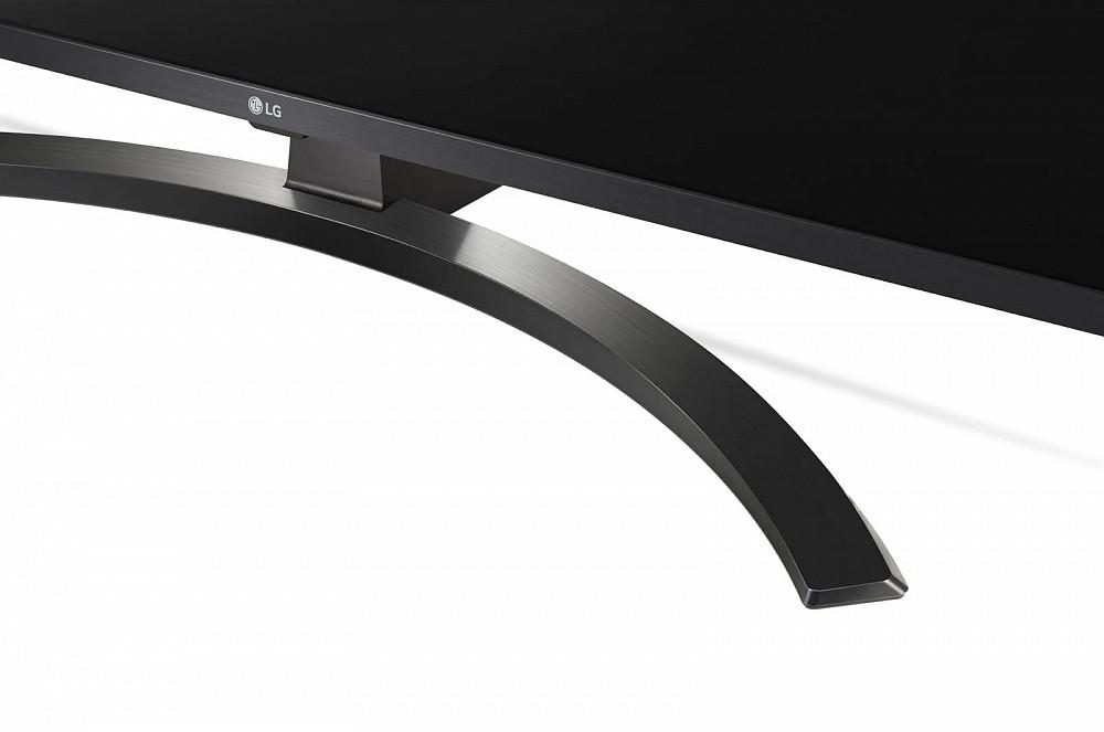 Телевизор LG 43UN74006LA, черный - фото 4
