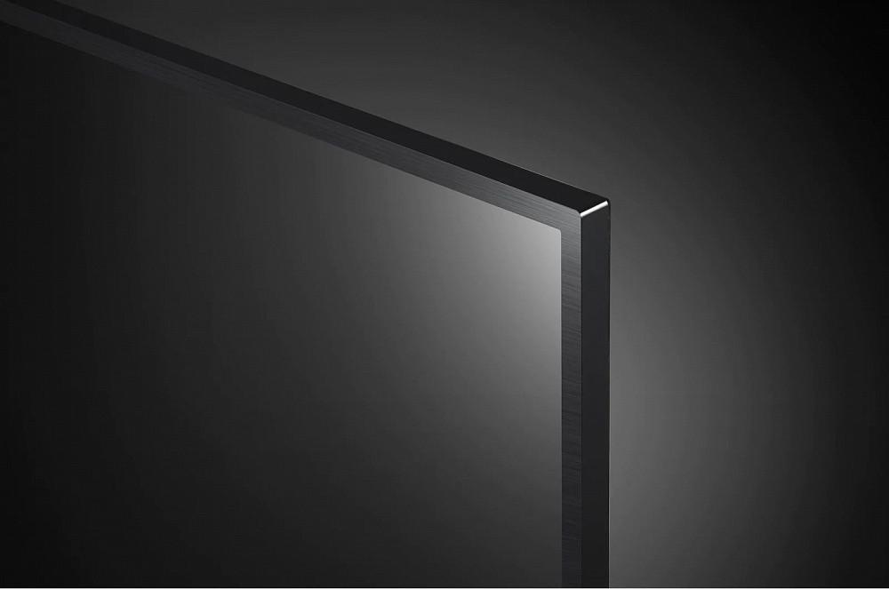 Телевизор LG 43UN74006LA, черный - фото 6