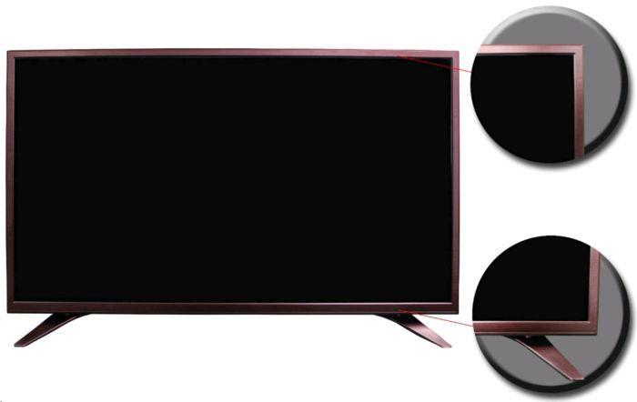 Телевизор Artel TV LED UA32H1200 Матовый Шоколад - фото 2