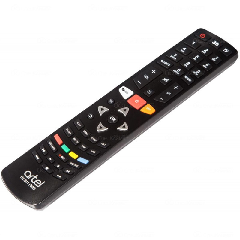 Телевизор Artel TV LED UA32H1200 Матовый Шоколад - фото 3