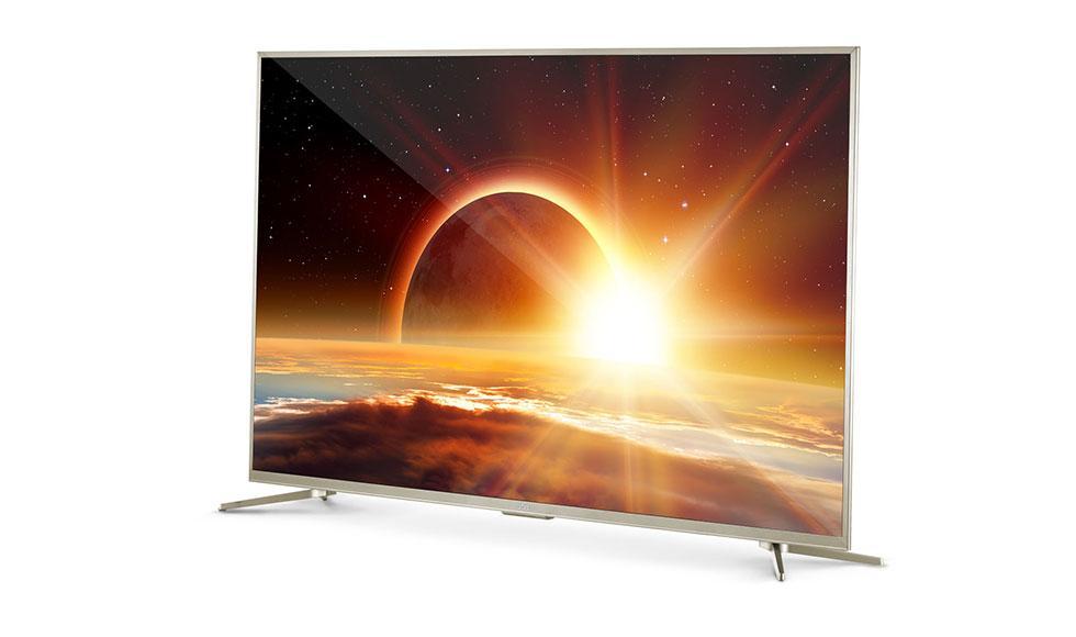 Телевизор Artel TV LED 55AU90GS золотистый - фото 3