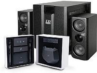 Караоке-система X-star Karaoke Box + колонки LD Systems DAVE 8 XS черный