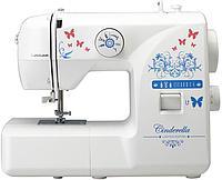 Швейная машинка Jaguar Cinderella, белый