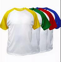 Футболки двухцветные корпоративные