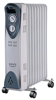 Масляный радиатор Oasis UT-10, синий
