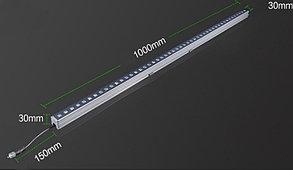 Линейные светодиодные светильники - RGB