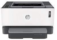 Принтер лазерный HP Neverstop Laser 1000a 4RY22A, белый
