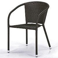 Кресло из иск. ротанга Y79A-W53 Brown