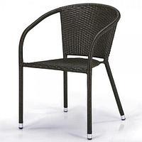 Кресло из иск. ротанга AFM-318A-Brown