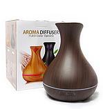Ультразвуковой диффузор-ароматизатор, увлажнитель воздуха Aroma Diffuser 500 мл, фото 4