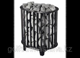 Печь-каменка (до 5 м3) с парогенератором Премьера Руса 6.25 кВт (380 В)