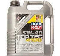 Моторное масло Top Tec 4100 5W40 (5л)