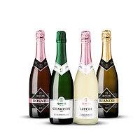 Набор безалкогольного шампанского
