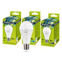 Светодиодная лампа Ergolux LED-A65-20W-E27-4K