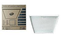 Светильник ЛЕД универсальный LP Slim Quadro 36Вт 6500К 595х595х15мм Призма REV