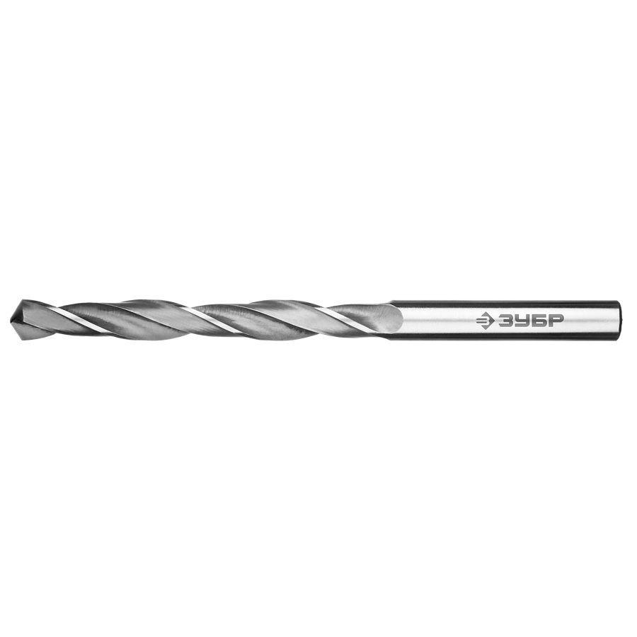 (29621-6) ЗУБР ПРОФ-В 6.0х93мм, Сверло по металлу, сталь Р6М5, класс В