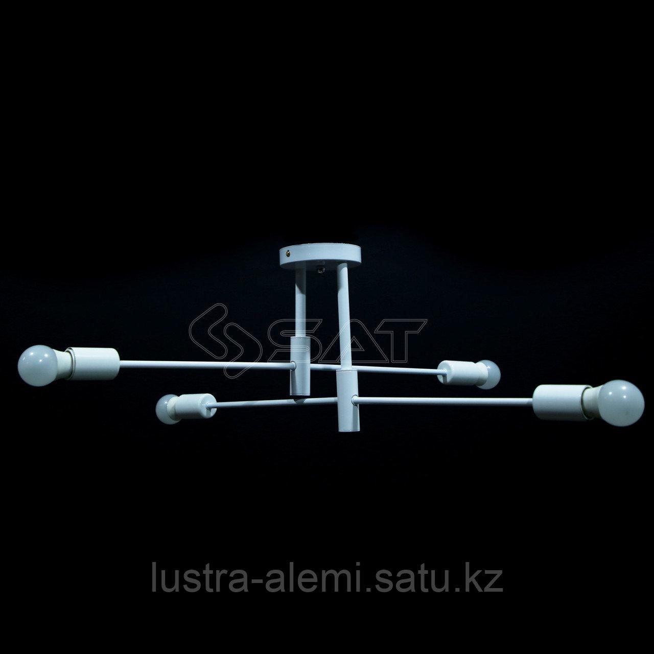 Люстра Hi-Tech T-22/4 WH E27*4