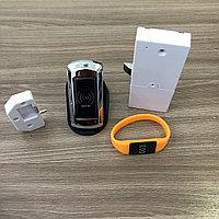 Электронные замки для шкафчиков раздевалок с браслетом RFID