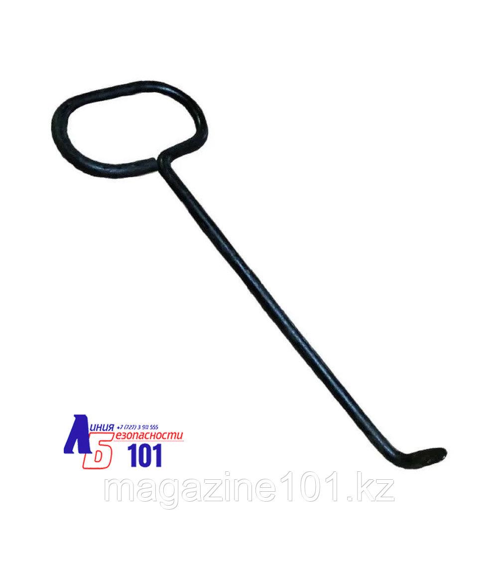 Крюк для открывания крышки люка ПГ