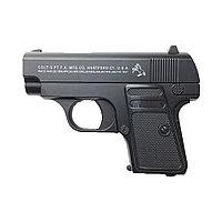Игрушечный железный/металлический пистолет (Smart COLT 25). Airsoft Gun С.11