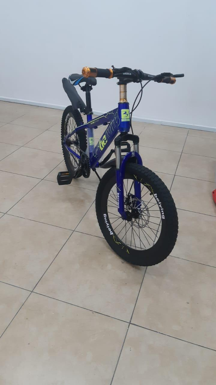 Велосипед 20 дюймов 19 рама - фото 1