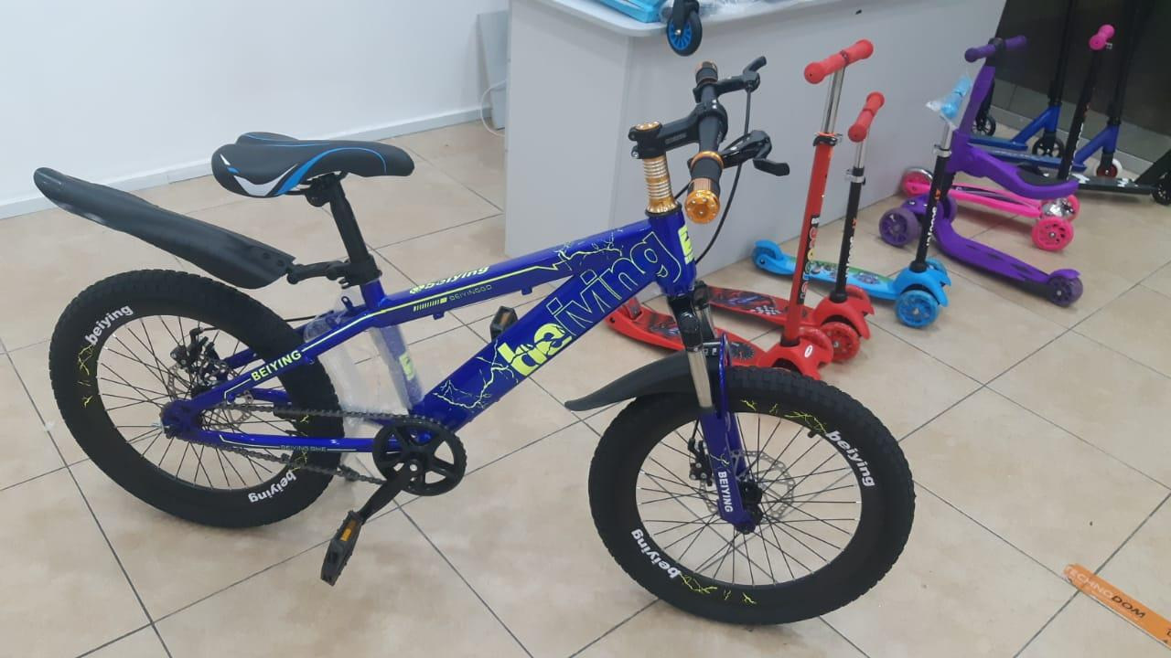Велосипед 20 дюймов 19 рама - фото 4