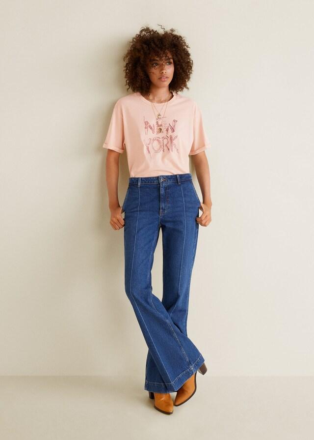 Mango Женская футболка - Е2