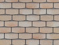Фасадная плитка Камень Травертин Технониколь HAUBERK (2,2 кв.м/уп)