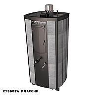 """Печь-каменка, (до 25 м3), Дровяная """"СУББОТА"""", Классик"""