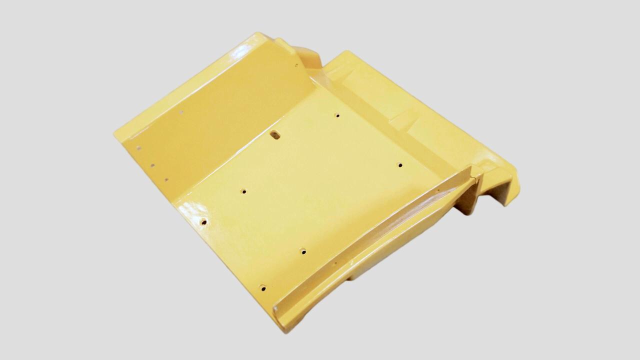 Корпус подножки F3000 (левая) DZ13241240425
