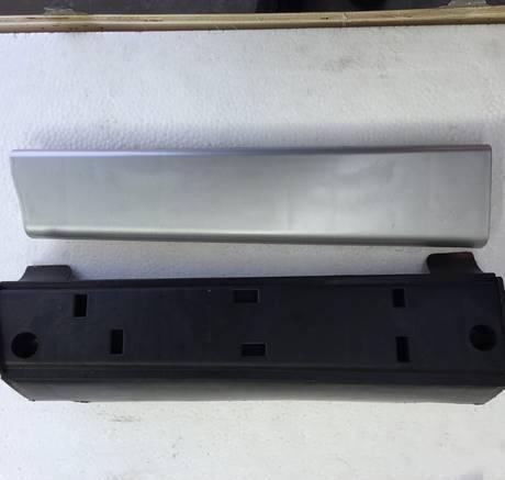 Ручка двери внутренняя (левая) DZ13241330136/0132