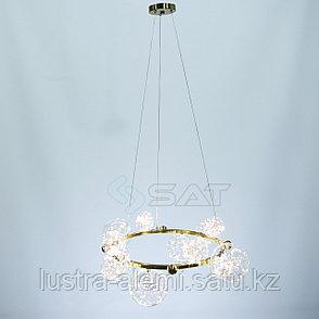 Люстра Hi-Tech Y-700/12 FGD LED, фото 2