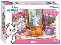 """Мозаика """"puzzle"""" 60 """"Зверята Дисней"""" (Disney)"""