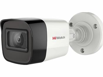 DS-T500A (2.8mm) HD-TVI видеокамера 5 Мп цилиндрическая