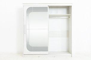 Шкаф-купе 19 (Лайт), (2000), Ясень анкор светлый, СВ Мебель, фото 2