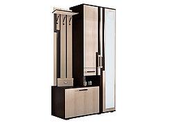 Шкаф прихожая 3Д  Лира-NEW, Лоредо, БТС (Россия)