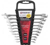 Набор гаечных комбинированных ключей THORVIK W3S10PR ARC 10 предметов