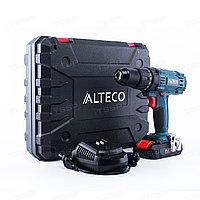 Аккумуляторная дрель-шуруповёрт Alteco CD 1813Li