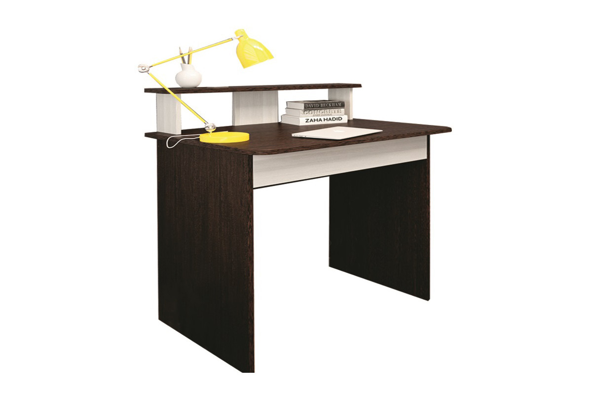 Стол для ноутбука NEW, Венге/Лоредо, БТС Мебель