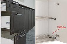 Комплект мебели для кухни Геометрия 2400, Ваниль/Венге, СВ Мебель(Россия), фото 3