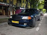 Мерседес W202 передний бампер «WALD»