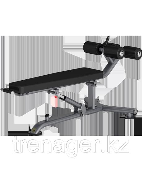 Скамья для пресса регулируемая Digger HD025-4