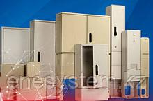 Комбинированные шкафы KOMBI из полиэстера (свободностоящие) IP44
