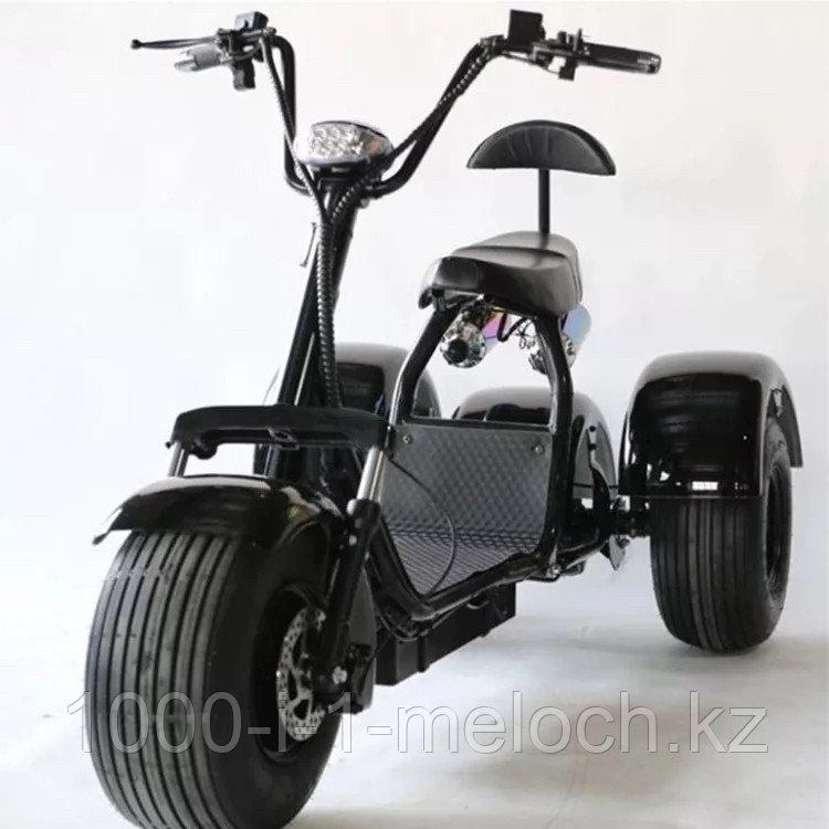 ЭлектроБайк CityCoco 3-х колёсный - фото 1