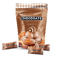Финики 100г Chocodate Caramel