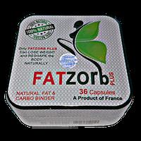 Фатзорб плюс (FATZOrb plus). Усиленный - Капсулы для похудения, фото 1