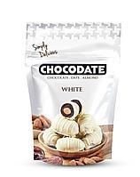 Финики 100г Chocodate White
