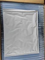 Конверты с воздушной прослойкой (пузырьковые) внешний 290*370/внутренний 270*360, белый, фото 2
