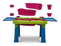 Стол для детского творчества и игры с водой и песком (79x56x50h)