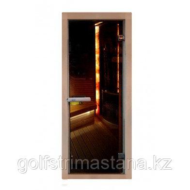 Дверь PREMIO, стекло бронза, коробка БУК ДВЕРЬ PREMIO, СТЕКЛО БРОНЗА, КОРОБКА БУК